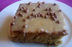 Kahvikissan banaanikakku – Hellapoliisi Something Sweet, Baking Recipes, Cheesecake, Pudding, Pie, Homemade, Cookies, Desserts, Koti