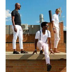 Mandla Duch Thabethe, Mpho Rox Modise, Austin Powers, project inflamed fashion, men's fashion