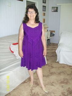 My new dress - Hubby and I both love it! I am about to order more! I really, really LOVE this dress and IN this color!!!