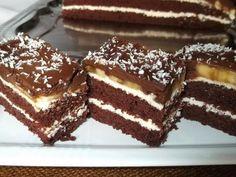 Mascarpone s banánom - Mňamky-Recepty. Mascarpone Cake, Romanian Desserts, Food Cakes, Something Sweet, Mcdonalds, Tiramisu, Cake Recipes, Ice Cream, Food And Drink