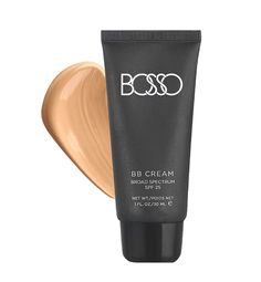 As seen on GloMSN ….. Tricks for Cutting Your Makeup Routine in Half BOSSO BB Cream SPF 25 $39 KBOSSO.COM