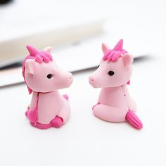 1pc Mini Dinosaur Eraser Creative Cartoon Tpr Rubber Pencil Eraser School Students Promotion Stationery Boys Gift