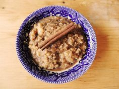 Alkaline Diet Recipe #157: Chai-Infused Vanilla Quinoa Porridge - Live Energized