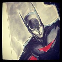 Batman <3 terry miginnes (lol I'm pretty sure I spelled his last name wrong)