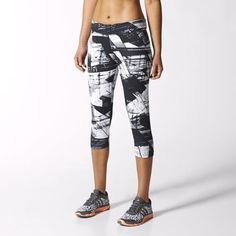 Calzas Capri de Training Ultimate Fit Mujer - Blanco