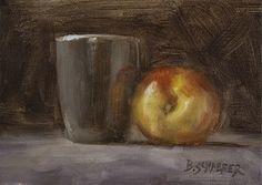"""Mug & Apple""   Brandon Schaefer"