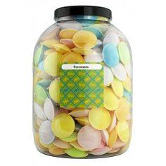 """Grand Bocal Bonbons """"soucoupes"""" - Les bonbons - Le sucré - Little Extra"""
