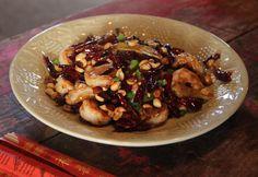 Kung Pao Shrimp {redcook.net}