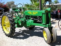 1937 John Deere Tractor