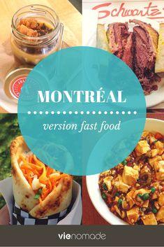 Du classique revisité, du classique vintage, du classique classique! Montréal, c'est la classe suprême du bon et gras. Montréal, c'est le paradis du fast food. Bon appétit, les amis!  #montreal #quebec #manger #gastronomie #fastfood #voyage