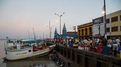 Mercado do Peixe do Ver-o-Peso em Belém do Pará