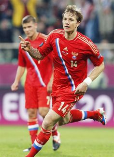 PAVLYUCHENKO, Roman | Forward | FC Lokomotiv Moscow (RUS) | no twitter | Click on photo to view skills