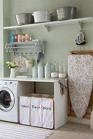 Utlise Your Utility Room
