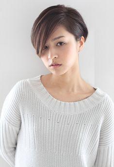 SHORT STYLE‐Style gallery‐mod's hair│ファッショナブルなヘアスタイルを提案するパリブランドの美容室『モッズ・ヘア』