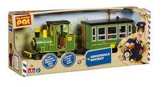 Postman Pat Greendale Rocket Train: Postman Pat: Amazon.co.uk: Toys & Games