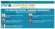 Kleinspiration: Four Ways to Support Your School's Digital Transformation #FutureReady #DLDay