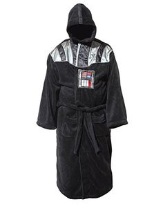 Star Wars Darth Vader Uniform Fleece Bathrobe, Black, One... https://www.amazon.com/dp/B00PKNMLVS/ref=cm_sw_r_pi_dp_x_WOdJybFYYRPHX