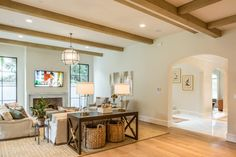 Living Rooms - Platinum Series Homes by Mark Molthan
