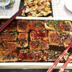 #tataki #atún #japón #japan #asiatico #cenita #friends  #jugandoconlacocina #vegetal #dinner #delish #delicious #eat #fresh #foodporn #food #foodpics #gastronomía #hungry #ñam #photofood #photopics #singrasa #TagsForLikes #yummy #sano #cocina by jugandoconlacocina