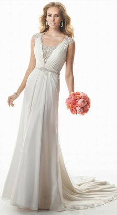 Maggie Sottero 2014 Tuscany Collection   bellethemagazine.com