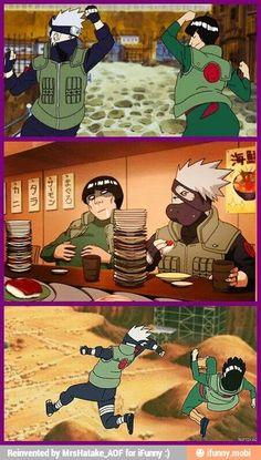 Kakashi y Gai Naruto Uzumaki, Naruto Boys, Naruto Sasuke Sakura, Naruto Cute, Boruto, Kakashi Hatake, Kpop Anime, Otaku Anime, Anime Manga