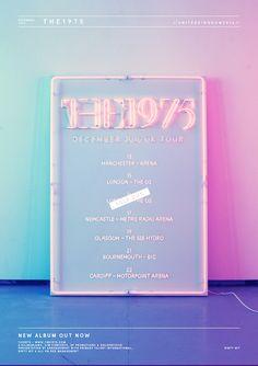 """the1975music: """" // U K T O U R D E C E M B E R 2 0 1 6 – T I C K E T P R E S A L E N O W // L O V E http://the1975.seetickets.com/tour/the-1975 """""""