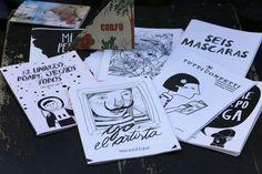 """Dos valencianos inculcan a los niños el amor por el papel con revistas artesanales.  """"El arte es algo que muchos adultos sitúan fuera del alcance de los niños, pero que tiene siempre un componente muy intuitivo que ellos son perfectamente capaces de pillar"""".   http://ccaa.elpais.com/ccaa/2014/12/17/valencia/1418822195_999200.html"""