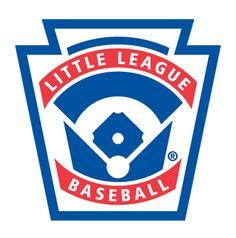 Little League Baseball Patch