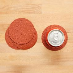 NBA Basketball Leather Coasters Drink Coaster by Owen and Fred - Cool Material - 1