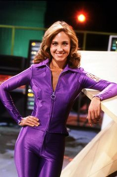 Erin Gray as Colonel Wilma Deering in Buck Rogers in the 25th Century Series 1