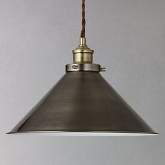Buy Croft Collection Tobias Resto Pendant Ceiling Light from our Ceiling Lighting range at John Lewis & Partners. Free Delivery on orders over Lounge Lighting, Dining Room Lighting, Cool Lighting, Pendant Lighting, Cottage Lighting, Lighting Ideas, Lighting Design, Kitchen Lighting Fixtures, Green Marble