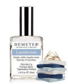 Laundromat Fragrance Cologne spray #book-fragrance #book-lover #bookish