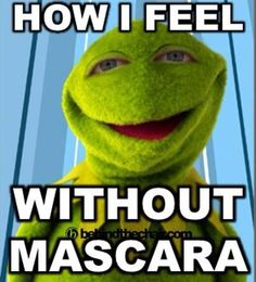 You don't need to kiss a frog for great lashes. Younique 3D mascara; easier and less expensive than falsies.