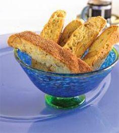 Tuscan Biscotti recipe for Tu BiSh'vat