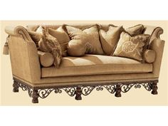 Charmant Shop For Marge Carson Segovia Sofa, SG43, And Other Living Room Sofas At  Elite