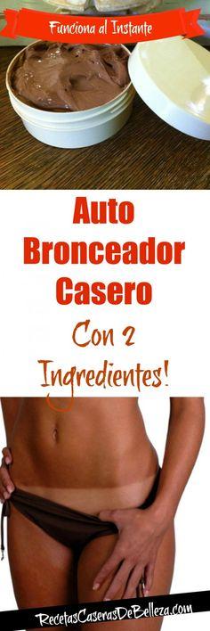 Auto Bronceador Casero