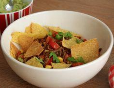 Na het succes van de sushi-bowl 5 or less, vandaag een variant met een Mexicaans…
