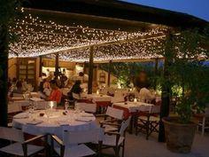 Can Carlos, Formentera - vive su ambiente, cena italiana de calidad.