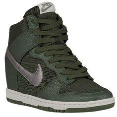 Nike Sky High Wedge Sneakers