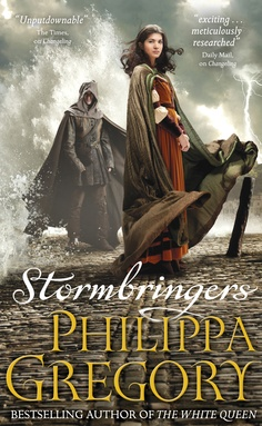 The second book in the Stormbringers Series by Phillipa Gregory. History is very interesting