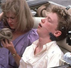 Such a kid of the 80s!!!! Love John Hughes movies!!!