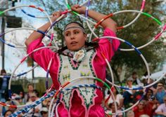 Annual World Championship Hoop Dance Contest. Thank you for joining us at the Heard Museum's World Championship Hoop Dance Contest! Approximately 70 hoop dancers  will showcase their skill and talent as they compete for the prestigious World Champion title.
