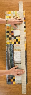 putting borders on quilts