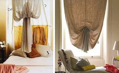 tucked up curtains | Flickr - Photo Sharing!