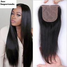 Tipo de cabelo humano: cabelo brasileiro • Número modelo: fechamento base de…