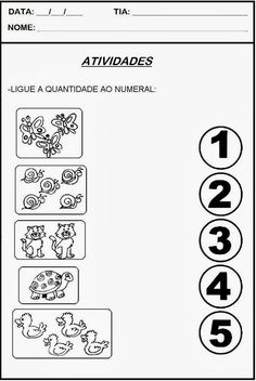 376 best Kita-Zahlen images on Pinterest   Kids math, Kindergarten ...