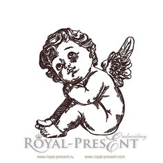 Set of Machine Embroidery Designs- Royal Present Embroidery