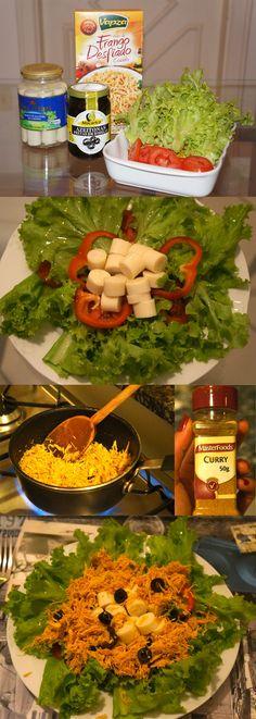 Salada da barriga zero