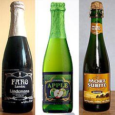 Belgian Lambic Beers - Belgium in a Glass Series