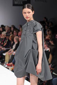 Graduate Fashion Week #Catwalk #Fashion #Model